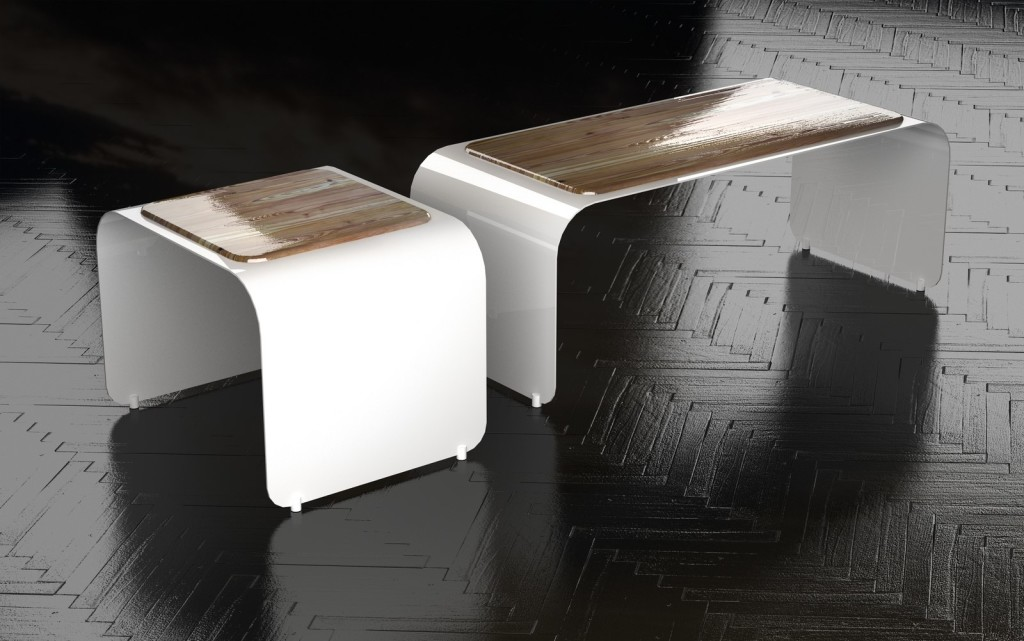 STACKABLE BENCHES Image